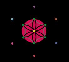 Flor de la Vida - DV_Logo_web (rosa centro)